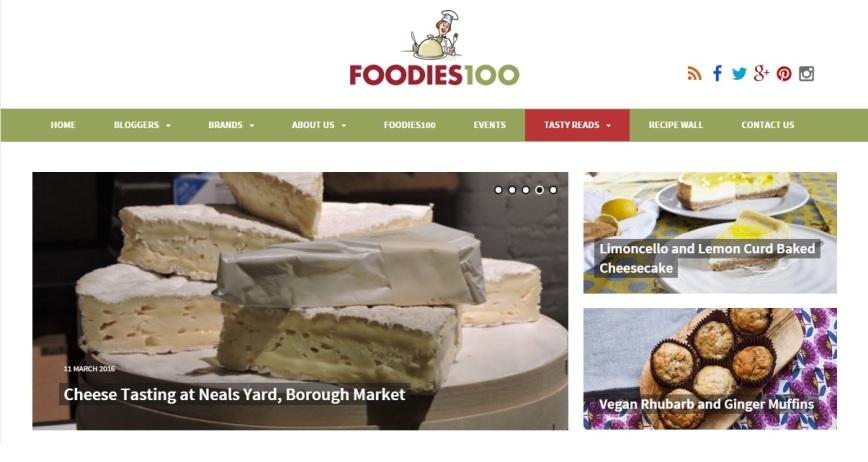 FOODIES100