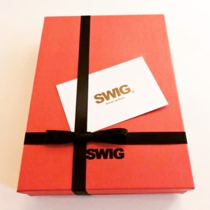 SWIG Flasks Packaging
