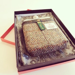Harris Tweed Packed