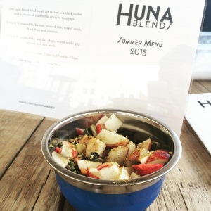 Huna-Blends