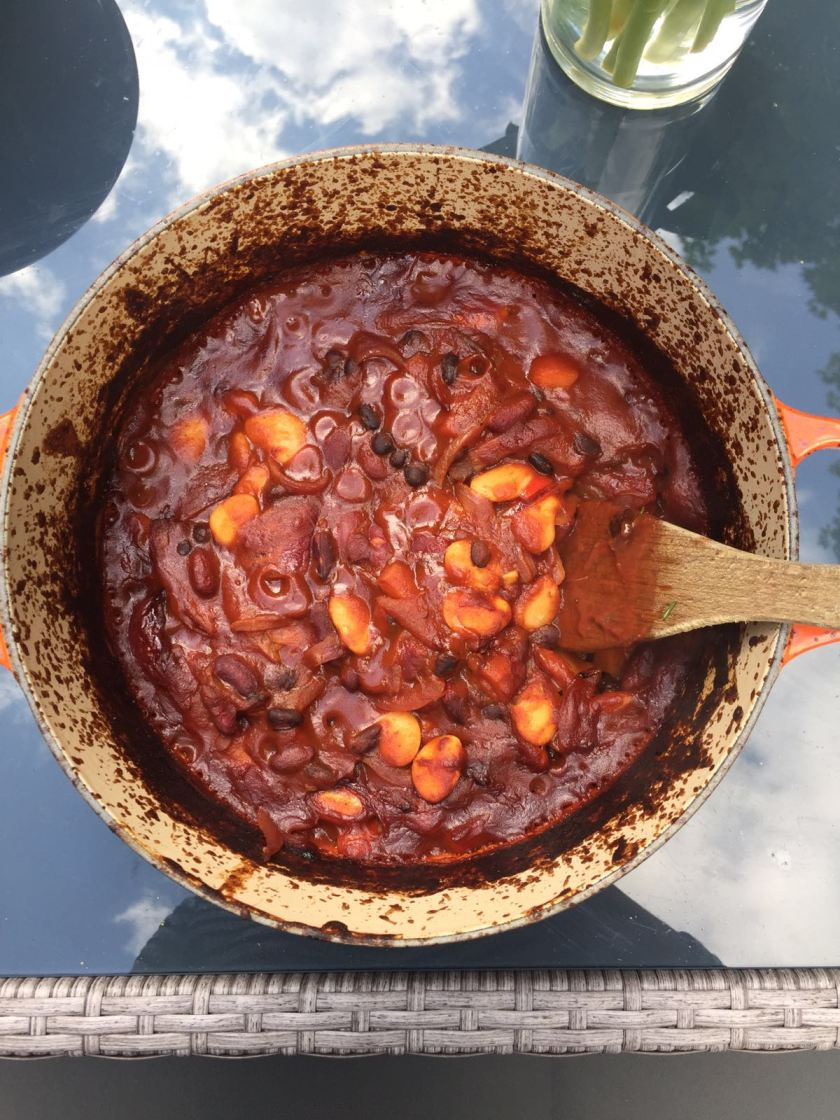 Jamie olivers bbq beans recipe got to be gourmet jamie olivers bbq beans recipe forumfinder Gallery