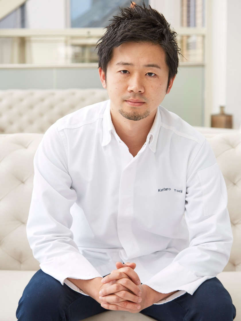 Bella Cosa Canary Wharf Executive chef Kentaro Torii.jpg